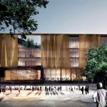 Spazio pubblico, la New Central Library di Christchurch