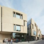 University Of Greenwich, Stockwell Street Building, Heneghan Peng Architects. © RIBA
