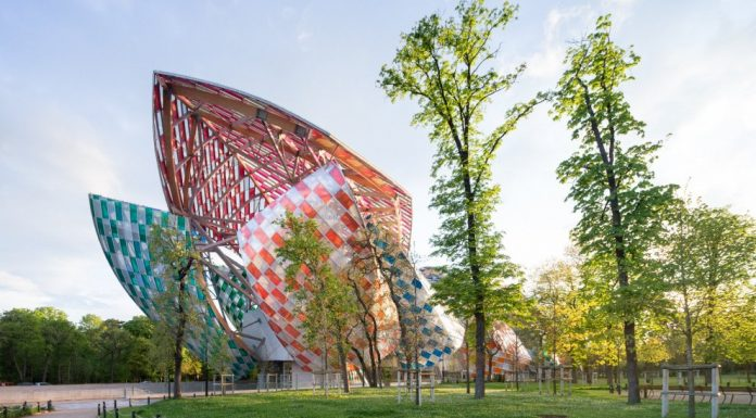 Fondation Louis Vuitton © Iwan Baan