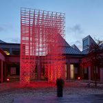 Skidmore, Owings & Merrill: installazione di Natale all'Utzon Center di Aalborg