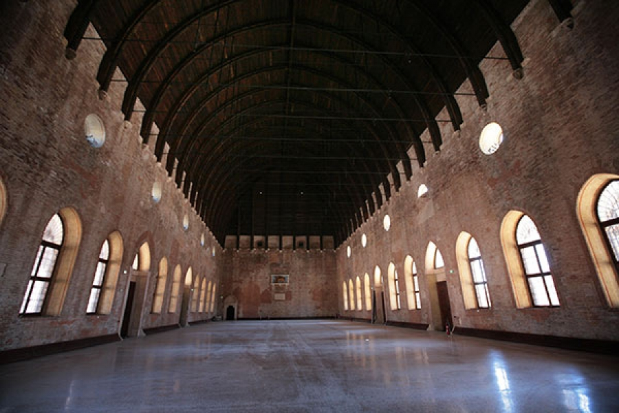 basilica palladiana vicenza, mostra david chipperfield