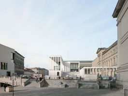 James Simon Galerie Chipperfield Berlino