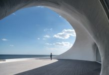 UCCA Dune Art Museum - OPEN Architecture